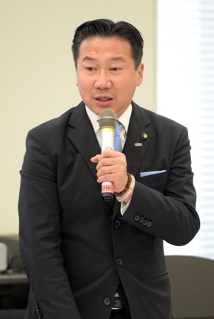 立民・福山幹事長「非常に問題」 防衛大綱閣議決定で - 産経ニュース
