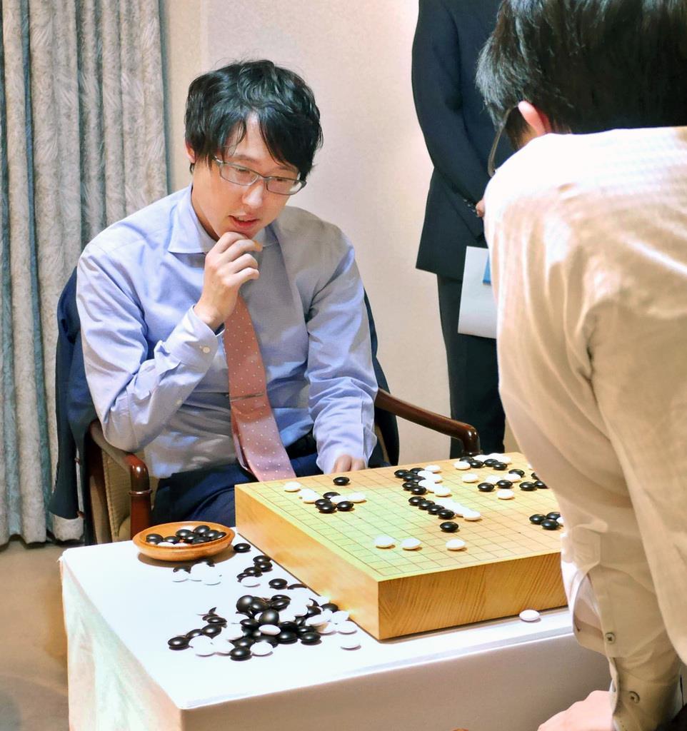 戦 44 棋聖 期 囲碁