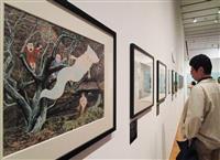 益田で「ゲゲゲの人生展」 水木しげるさん93年の生涯を回顧