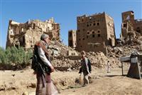 捕虜1万6千人の名簿交換 イエメン、解放手続きへ
