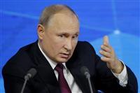 北方領土返還 プーチン露大統領、米軍基地に懸念示す