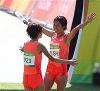 福士加代子と田中智美、リオ五輪組の再挑戦、大阪国際女子マラソン