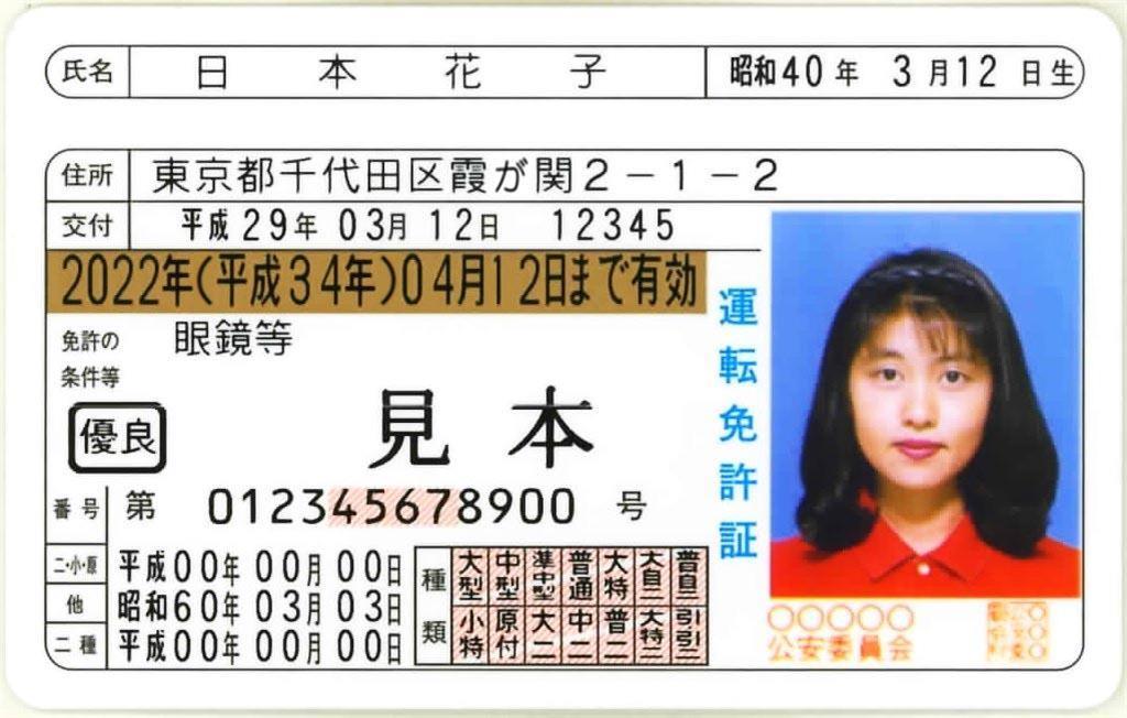 大阪 府警 運転 免許 更新