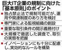 日本もGAFAなど巨大IT企業を規制へ 技術革新とどう両立