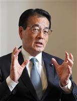 【単刀直言】岡田克也元副総理 「枝野首相」誕生させたい
