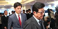 大阪知事、市長そろって出直し選の意向 大阪都構想で