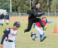 西武の秋山翔吾「ゼロじゃない」 米大リーグ挑戦の可能性