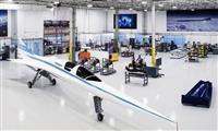 マッハ2.2の空の旅が実現する? 戦闘機そっくりな超音速旅客機が開発中