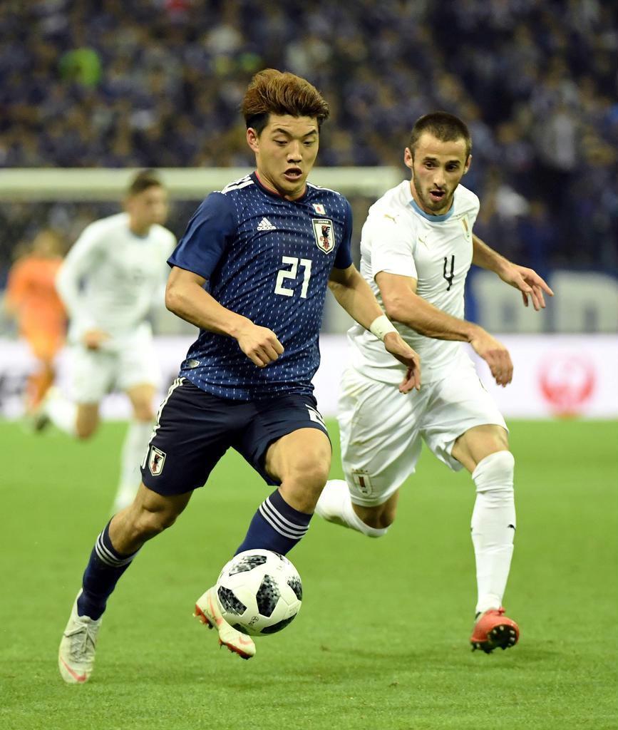 【オリンピズム 道 東京へ】サッカー新世代の核・堂安律 強烈な個性で「自分が引っ張る」