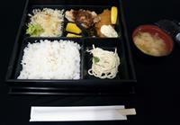 棋聖戦2次予選、藤井七段の昼食はチキンと白身魚フライ