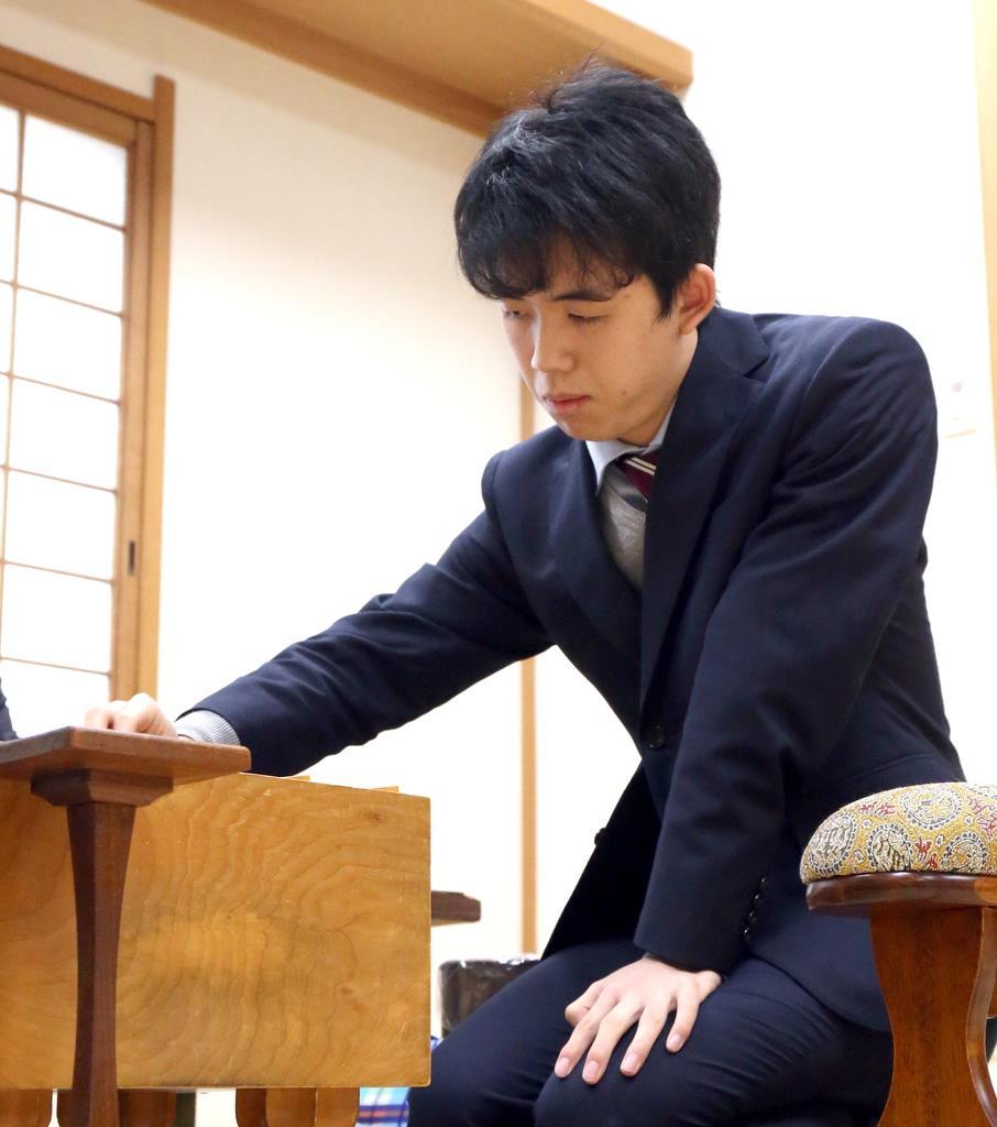 「藤井聡太」の画像検索結果
