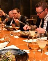 洋食に八女・玉露、新たな普及活動 「ロマネ・コンティと勝負する」