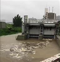 国の36億円排水ポンプ故障 西日本豪雨で役立たず