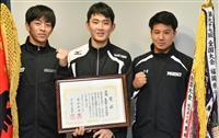 バレー・サッカー・ラグビー、全国制覇誓う東福岡高の3主将