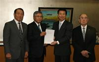 千葉県商工3団体、中小支援の拡充など4項目を知事に要望