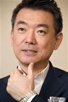菅官房長官、松井・橋下両氏と恒例の「年末会談」 安倍首相は不参加