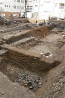 秀吉の寺町整備の堀跡出土 京都の浄教寺敷地調査 「変遷分かる資料」