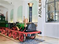 【酒呑み鉄子の世界鉄道旅】街全体が博物館。中世の街ニュルンベルクでドイツの鉄道の歴史に…