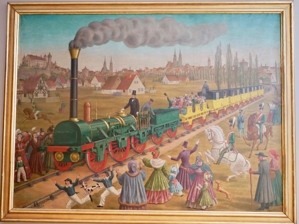 酒呑み鉄子の世界鉄道旅】街全体が博物館。中世の街ニュルンベルクで ...