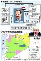 米軍撤退表明でシリア情勢、激動
