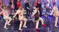 【紅白速報】(9)DA PUMP、豪華メンバーとダンス 「最高です!」