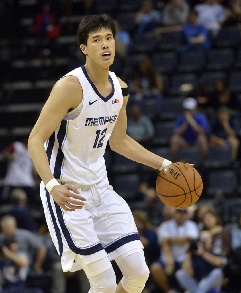 NBA 渡辺雄太の同僚を契約解除 産経ニュース
