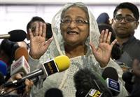 バングラデシュ議会選、与党勝利 政情悪化も