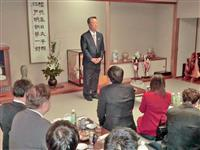 小沢一郎氏が恒例の新年会 衆参ダブル選「ありうる」