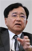 【新春直球緩球】小林喜光・経済同友会代表幹事「デジタル分野の敗北認め、日本再生を」