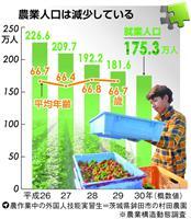 【新時代・第1部 日本はどこへ向かうのか】(3)農業存続へ「攻める」 TPP発効で競争…