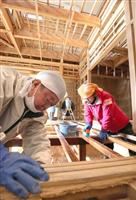 【防災その先へ】(1)ボランティア 痛み共感、新たな社会の一端