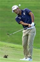 小平智は76で最下位33位に 米男子ゴルフ第2日