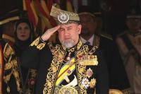 マレーシア国王退位 療養のはずが…ミス・モスクワと結婚報道、批判