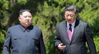金正恩氏、4度目の訪中か 中朝国境厳戒