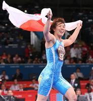 引退のレスリング吉田、勝ち続けた「国民的アスリート」