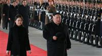北朝鮮の金正恩氏、4度目訪中 35歳誕生日に