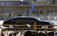 北朝鮮の金正恩氏が北京到着 4度目の訪中 35歳の誕生日に