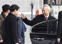 米中協議 劉鶴副首相も出席 中国側、一定の進展示唆