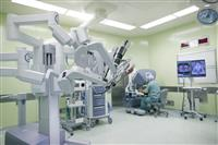 手術支援ロボット「ダビンチ」を用いた直腸がん手術 県内初の保険適用 済生会病院