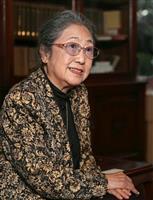 佐藤愛子さん新刊「冥界からの電話」 95歳が描く未知を畏(かしこ)む心