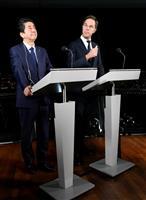 日蘭首脳会談と共同記者会見の要旨