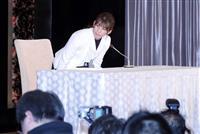 【レスリング吉田引退会見詳報】(3)栄監督に育てていただいた。感謝の気持ちでいっぱい