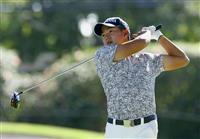 今平が4打差4位発進 米男子ゴルフ、松山52位