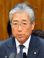 五輪招致疑惑の潔白主張へ 竹田会長が15日記者会見