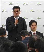 松井氏「都構想守り抜く」 維新、執行部に対応一任