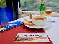 【酒呑み鉄子の世界鉄道旅】ビール大国の食堂車のプライドか。「あなたはビン派? それとも…
