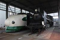 【甲信越ある記】蒸気機関車など7車両間近に 新潟新津鉄道資料館