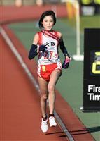 女子駅伝で大阪は3位 東京五輪目指す2人が力走