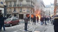 パリのパン屋爆発 死者3人に