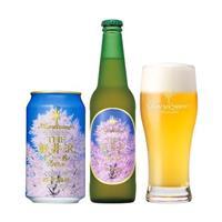 軽井沢ブルワリーから桜花爛漫プレミアムビール